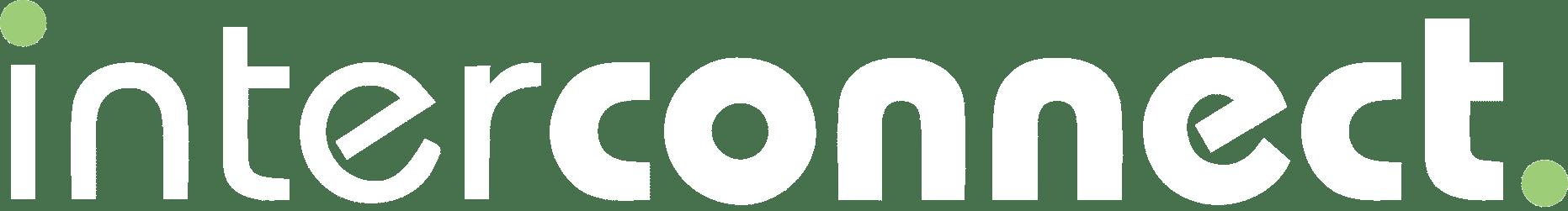 interconnect logo white